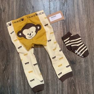 Other - Baby knit tights